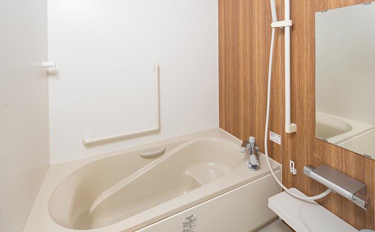 親族控室(浴室)